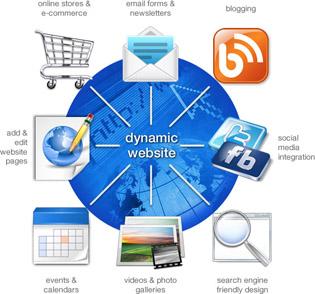 Dinamis Website