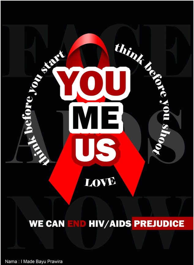 poster hiv aids tahap 10
