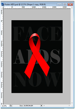 poster hiv aids tahap 4