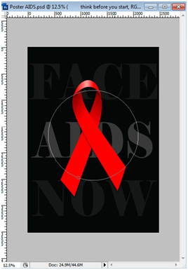 poster hiv aids tahap 5