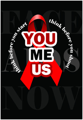 poster hiv aids tahap 9