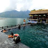 Batur-hotspring