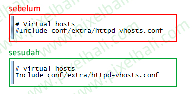 cara membuat virtual host pada xampp di windows 2