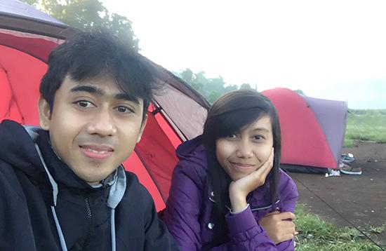 camping danau buyan 2