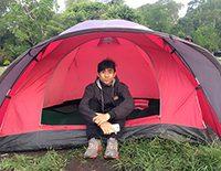 Camping Danau Buyan Cover